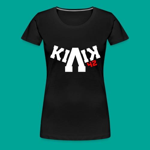 Tanktop für Frauen mit dem Killa Logo - Frauen Premium T-Shirt
