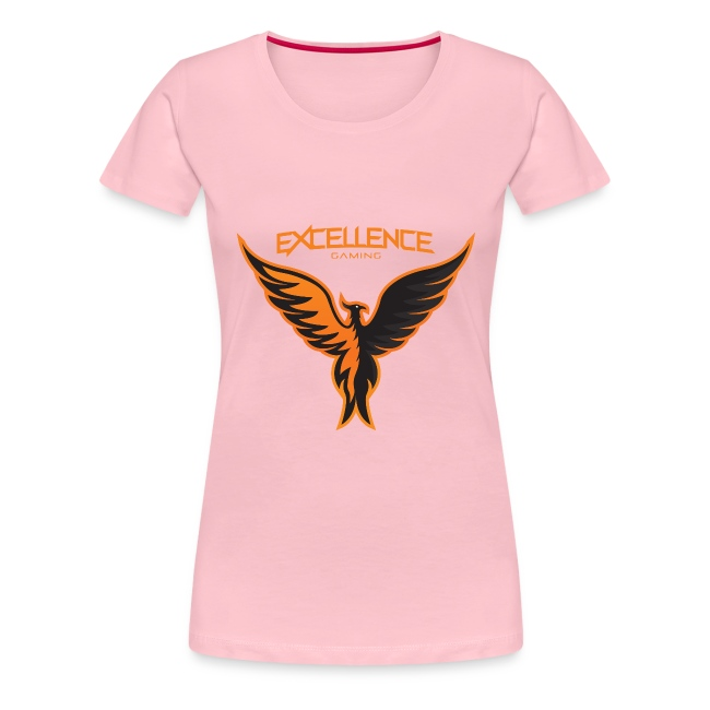Logo Phoenix Typo Orange