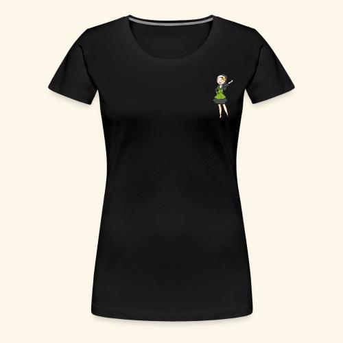 neutraal vrijstaand png - Vrouwen Premium T-shirt