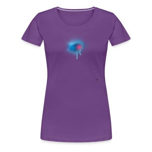Splash - Maglietta Premium da donna
