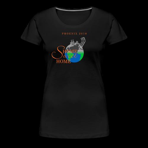 Phoenix 2018: Home Sweet Home | Saison-T-Shirt - Frauen Premium T-Shirt