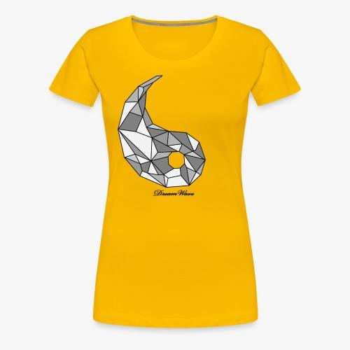 DreamWave Yang - T-shirt Premium Femme