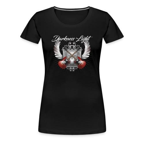 Darkness Light 2019 - Women's Premium T-Shirt