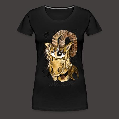 capricorne original - T-shirt Premium Femme