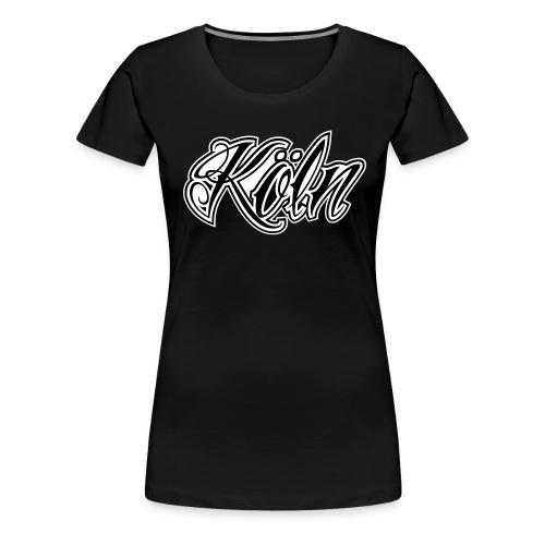 Koeln Direkt - Frauen Premium T-Shirt