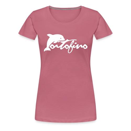 portofino 2019 WHITE - Women's Premium T-Shirt