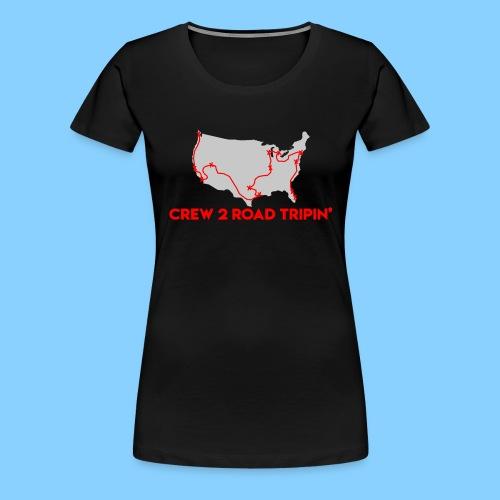 Crew 2 Roadtripin - Women's Premium T-Shirt