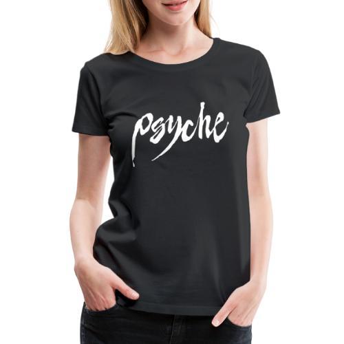 Psyche Logo - High Quality - Women's Premium T-Shirt