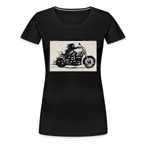 Biker Life - Premium T-skjorte for kvinner
