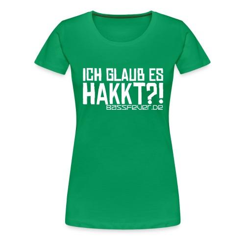 IGEH groß - Frauen Premium T-Shirt