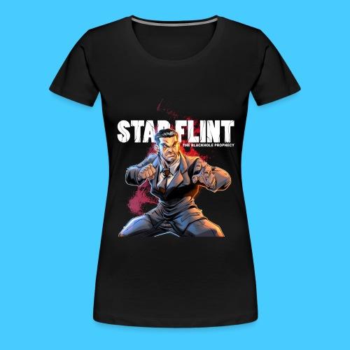 Draco Vargas 2 - T-shirt Premium Femme