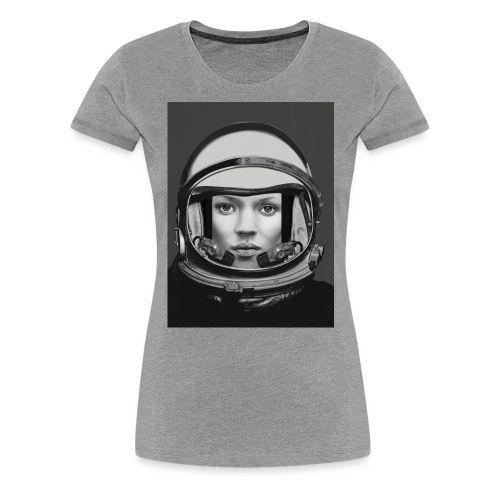 SPACE KATE - T-shirt Premium Femme