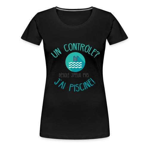 J peut pas - T-shirt Premium Femme