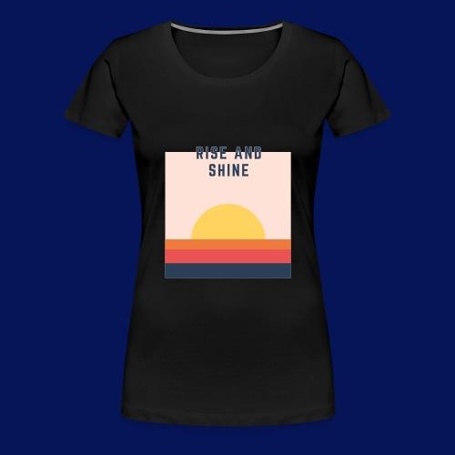 Sunset chaser PNG - Women's Premium T-Shirt