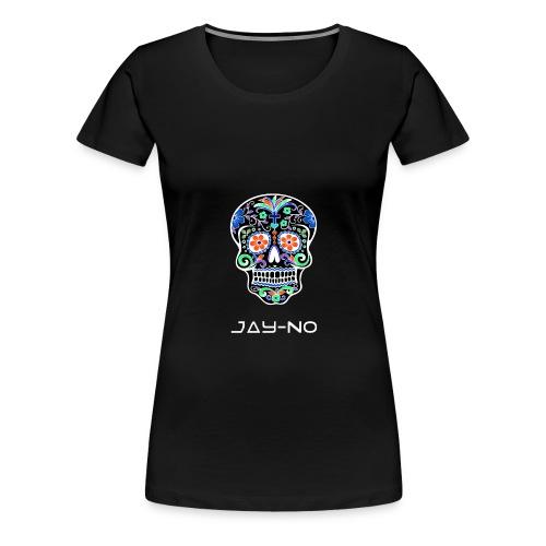 Calavera - Vrouwen Premium T-shirt