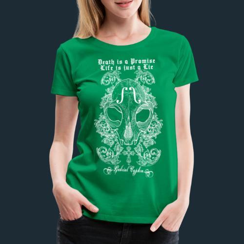 Modello 2018 1 png - Women's Premium T-Shirt