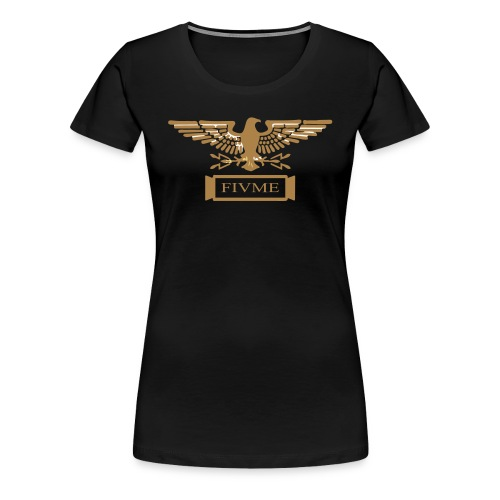 Fiume - Maglietta Premium da donna