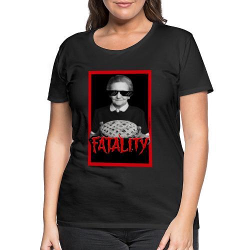 Fatality - Maglietta Premium da donna