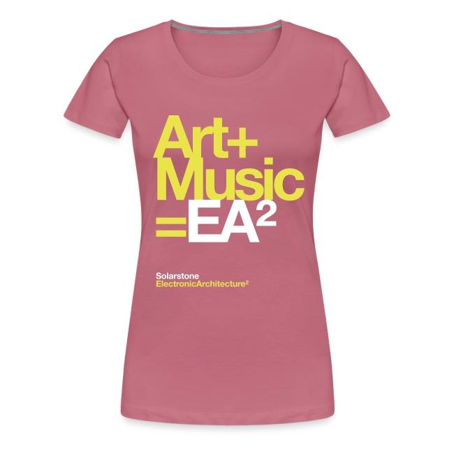 ssea2yelowwhiteonblacktshirt