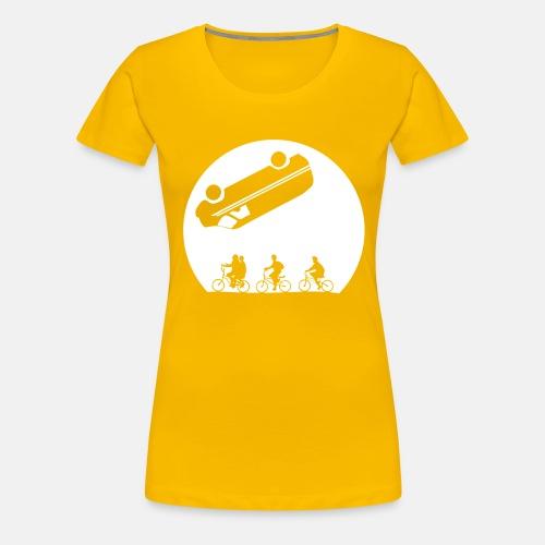 Stranger Things Eleven - Women's Premium T-Shirt