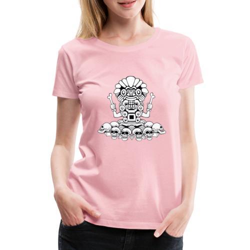Día de Muertos - Vrouwen Premium T-shirt