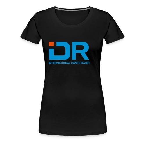 International Dance Radio - Camiseta premium mujer