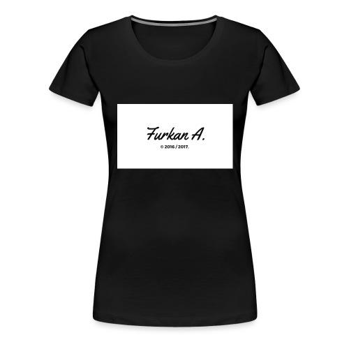 Furkan A - Drinkfles - Vrouwen Premium T-shirt