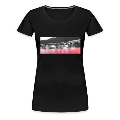 14808736_1015471914869839 - Premium T-skjorte for kvinner
