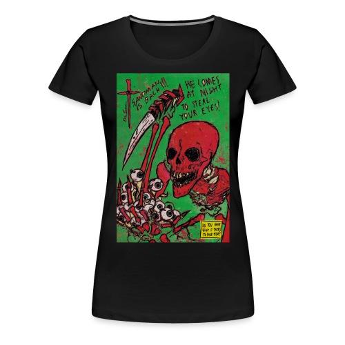 Sandman - Women's Premium T-Shirt