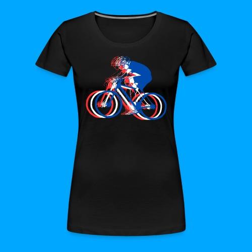 Bikes - Frauen Premium T-Shirt