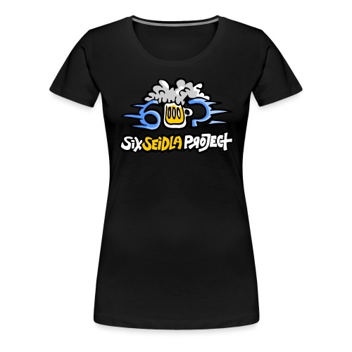 SixSeidlaProject Normal - Frauen Premium T-Shirt