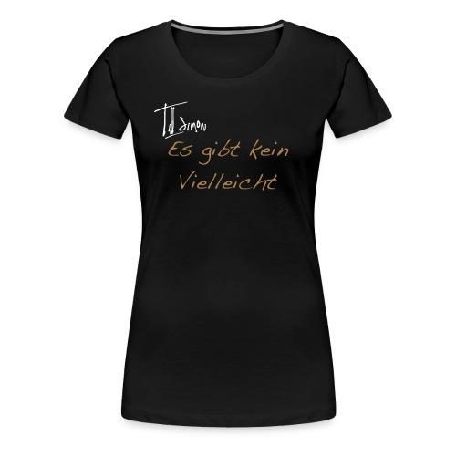 Simon_10 - Frauen Premium T-Shirt