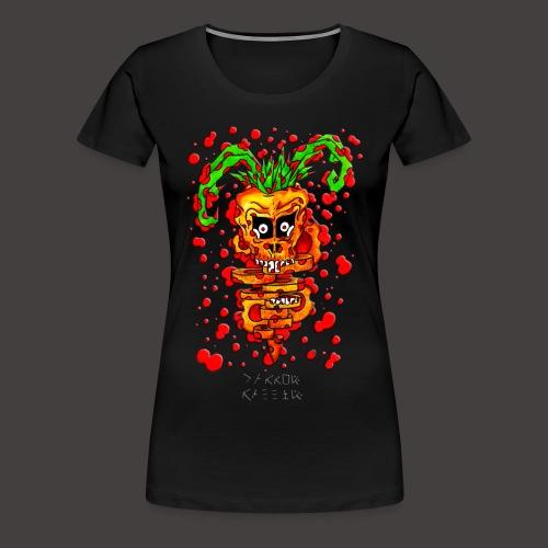 Bunny Carrot - T-shirt Premium Femme