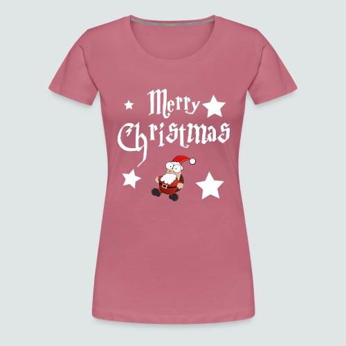 Merry Christmas - Ugly Christmas Sweater - Frauen Premium T-Shirt