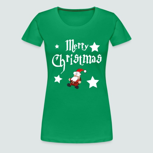 Merry Christmas - Ugly Christmas Sweater - Frauen Premium T-Shirt