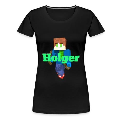 T-Shirt Holger Frauen - Frauen Premium T-Shirt