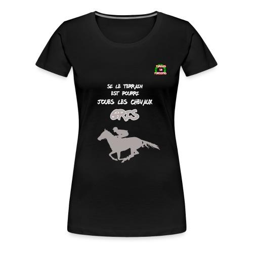 Un bon conseil ! - T-shirt Premium Femme