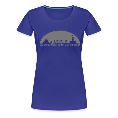 vcpla v17 - Frauen Premium T-Shirt