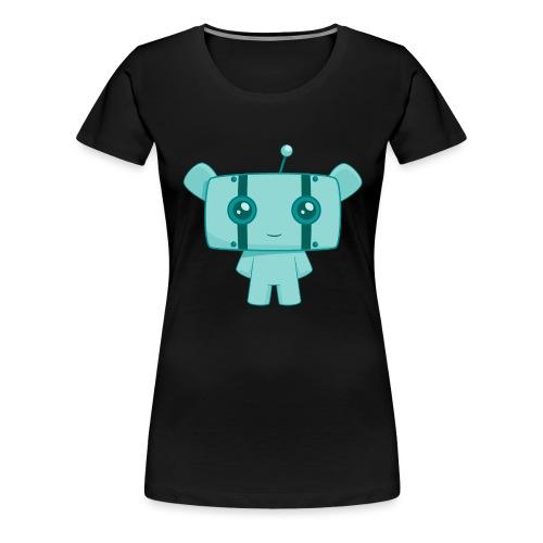 Bearbot - T-shirt Premium Femme