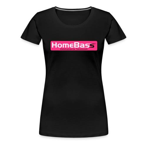 hblogo09 - Frauen Premium T-Shirt