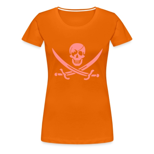 a pirate s life for me - Frauen Premium T-Shirt