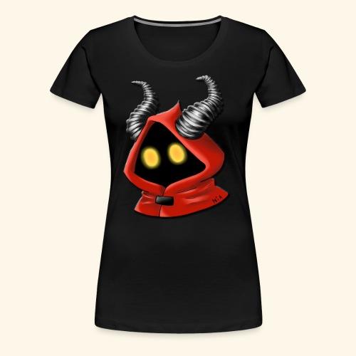 Logo NIA - T-shirt Premium Femme
