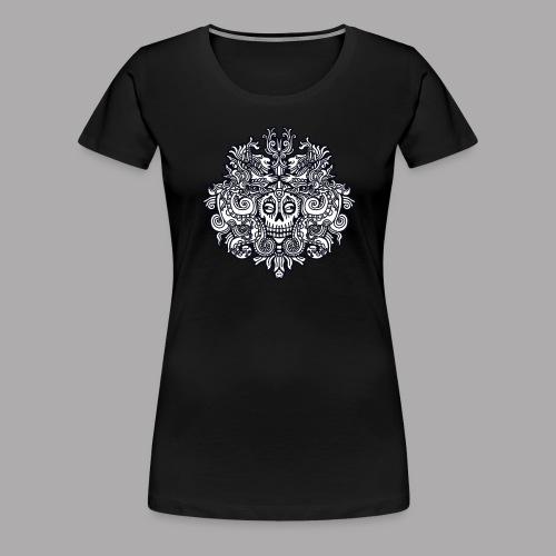 xibalba black - Women's Premium T-Shirt