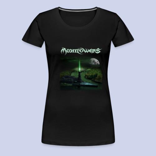 Tshirt_Trial-klein-150 - Frauen Premium T-Shirt