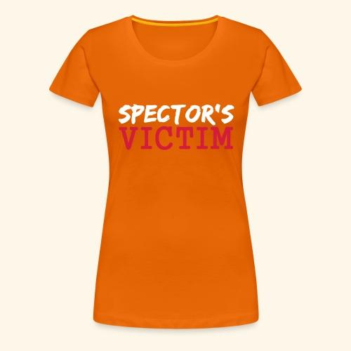 Spector s Victim - Women's Premium T-Shirt