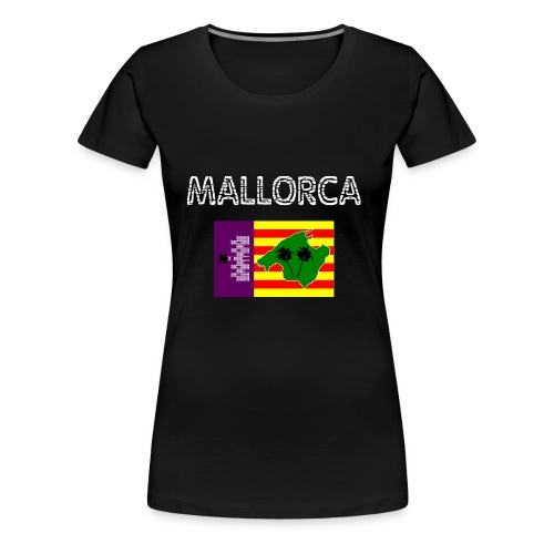 Mallorca 2018 - Frauen Premium T-Shirt