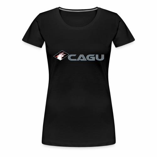 Cagu - T-shirt Premium Femme
