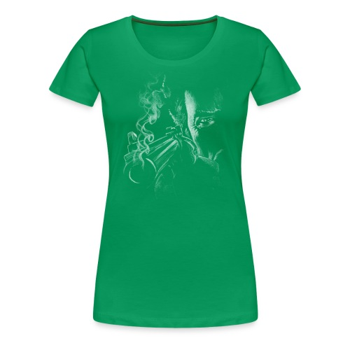 Harry - Dame premium T-shirt