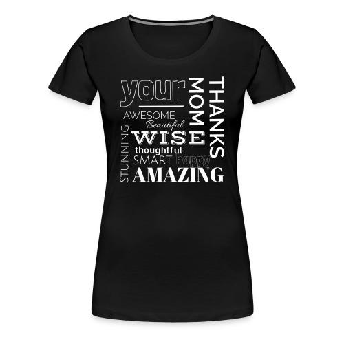 Amazing clothes - Camiseta premium mujer