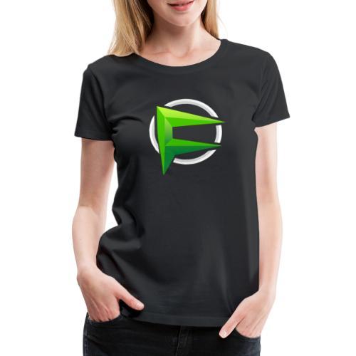 fylo 6 logo - Women's Premium T-Shirt
